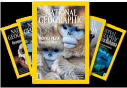 Majalah National Geographic Edisi Febuari 2011